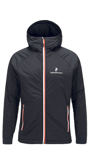Peak Performance M's Black Light Air Liner Jacket Black